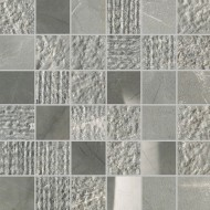 Mosaic Orobico Grey | Marble Experience
