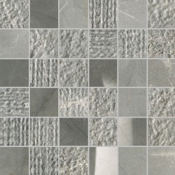 Mosaic Orobico Grey   Marble Experience