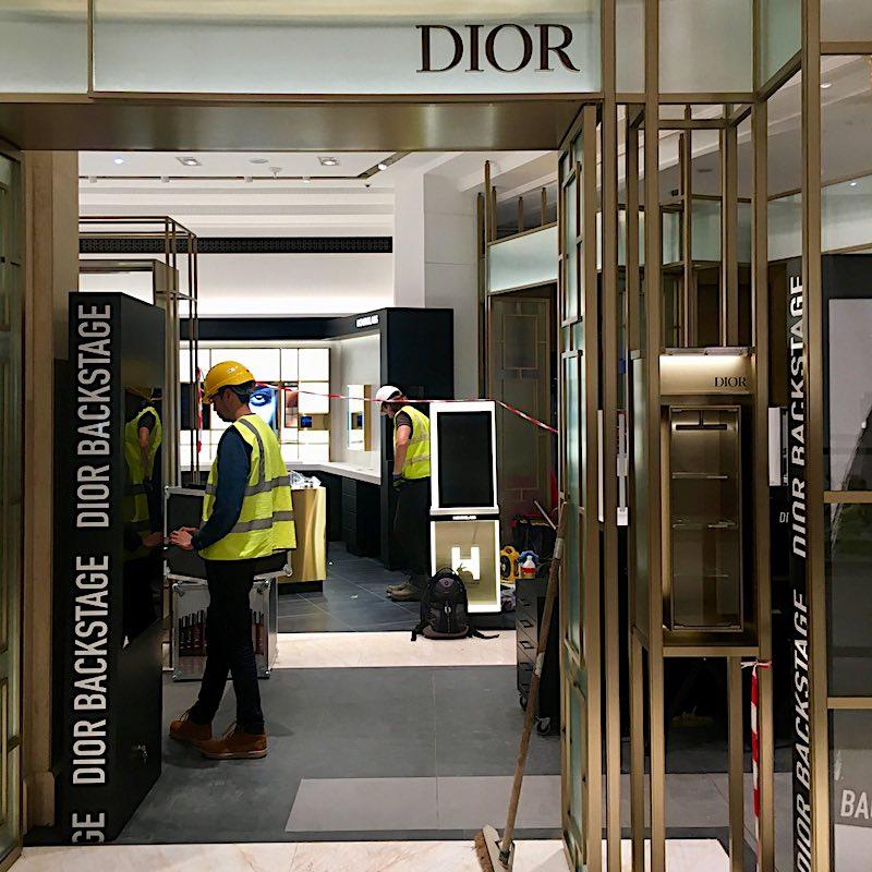 Dior - Harrods