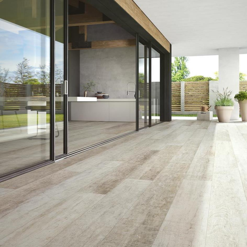 Thick porcelain tiles for Gardens & Patios
