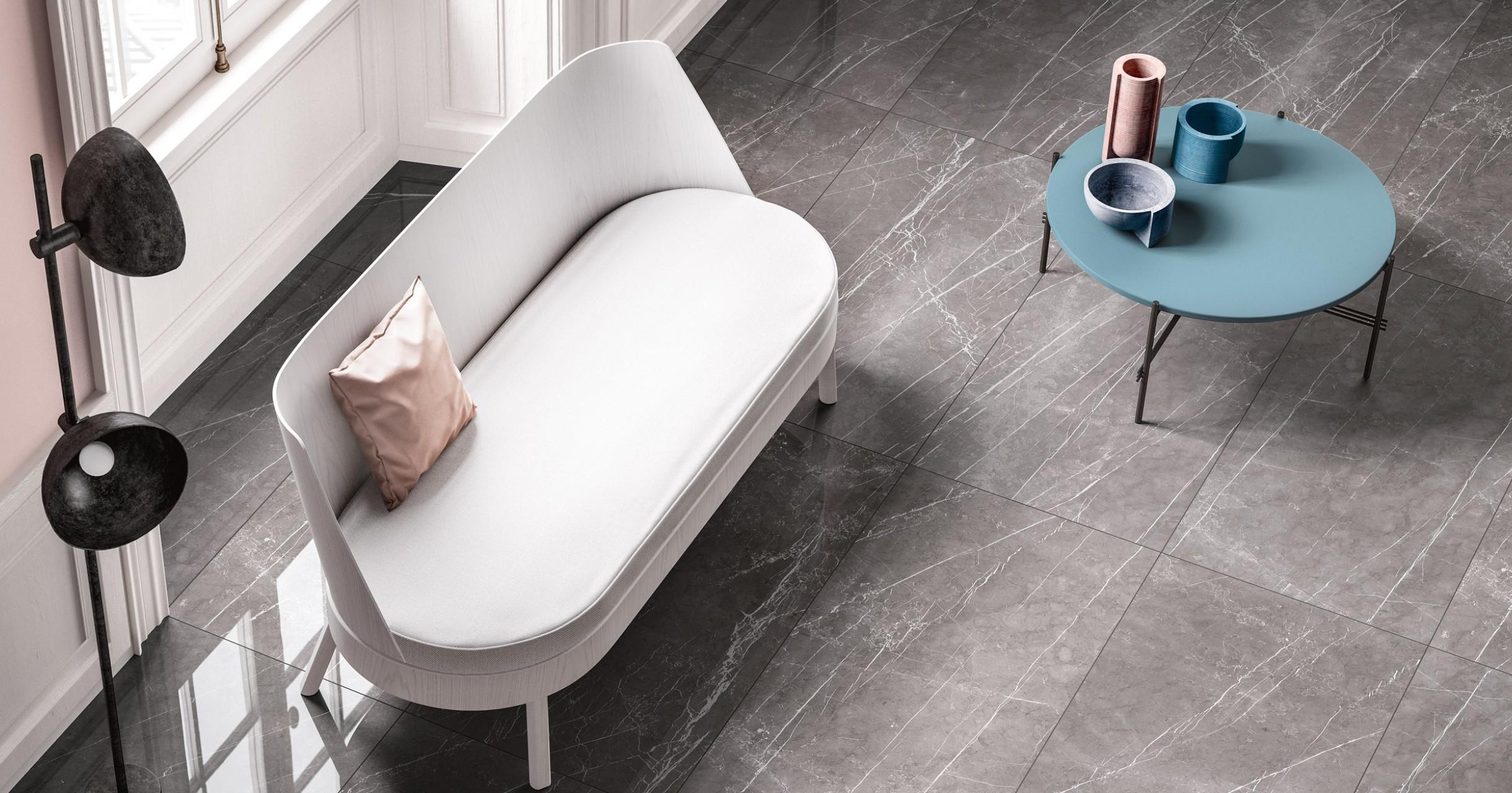 Pietra Grey Tiles