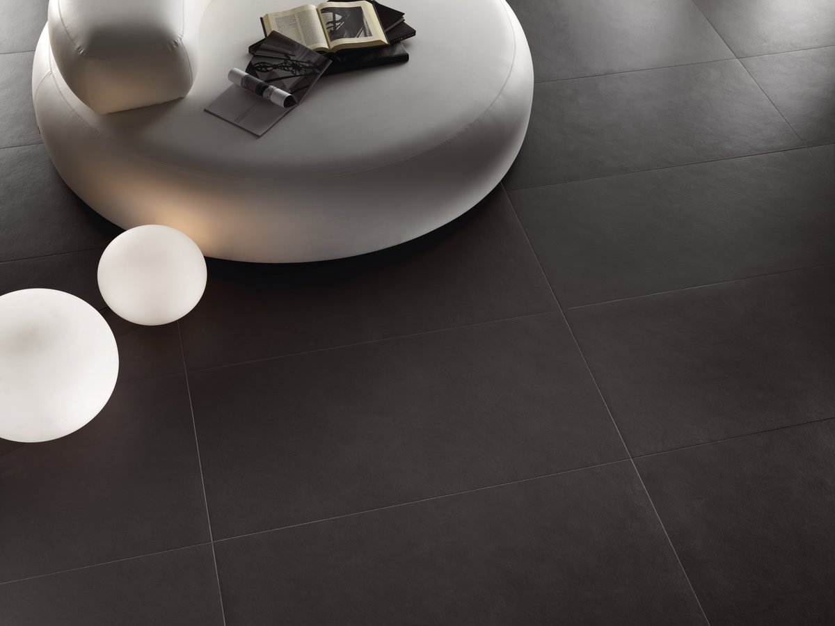 Anthracite Ground Porcelain Tile